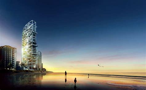 wharf road surfers paradise building gold coast tower
