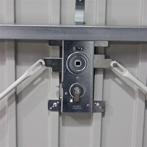 Serrure De Porte 1269 by Porte De Garage Basculante Avec Portillon Motoris 233 E