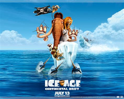 ice age 4 wallpapers hd wallpapers