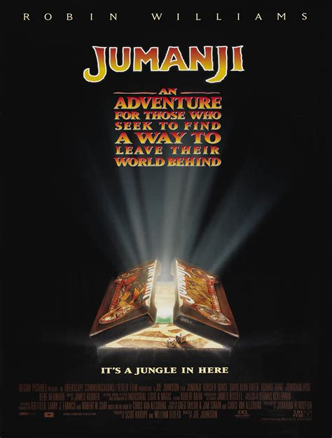 jumanji movie poster jumanji images jumanji 1995 poster hd wallpaper and