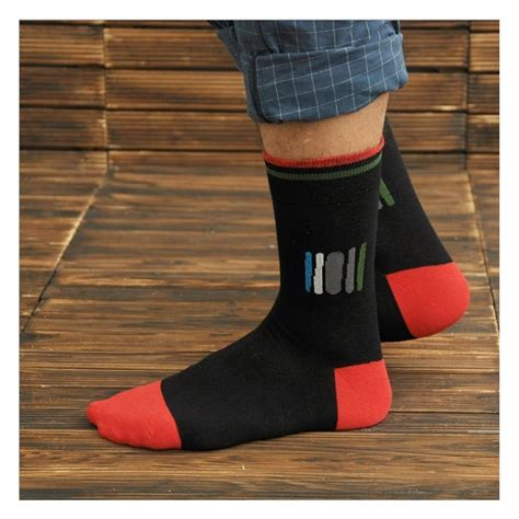 Korean Socks jacquard korea cotton socks outdoor sport socks nowsel