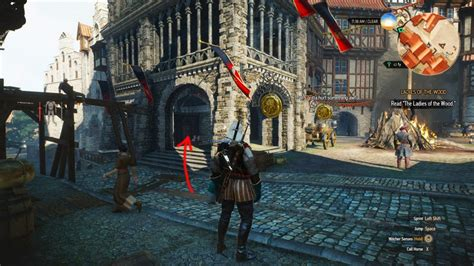 vivaldi bank novigrad bank location in novigrad the witcher 3