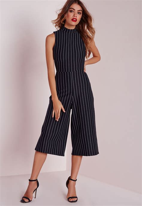 Basic Cullot Navy fashion 5 jumpsuits for work fashion in