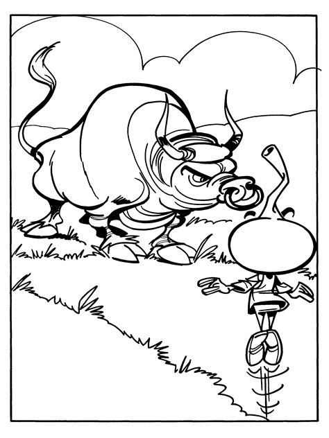 Coloring Page 15 by Coloring Page Snorks Coloring Pages 15