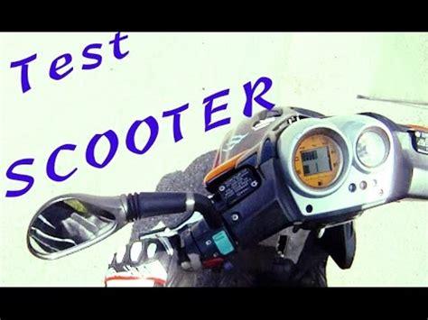 nitro testi test scooter nitro 50cc doovi