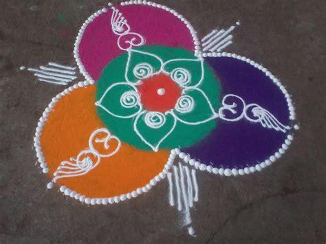 Diwali Decorations At Home by Rangoli Sarees Rangoli Designs