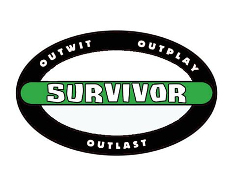 Official Survivor 14 Logo Idea Thread In Survivor The Future Forum Survivor Logo Template