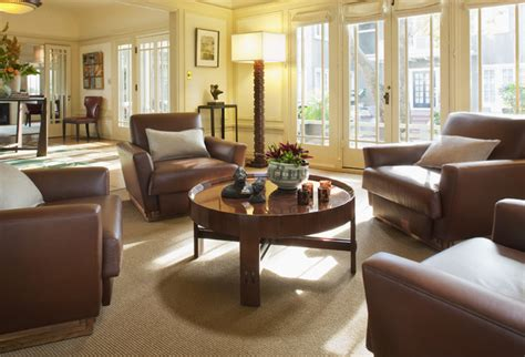 Prairie Style Interior Design by Prairie Style Meets Modern Eclectic Living Room