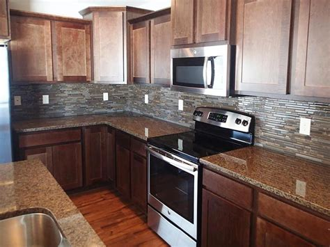 Whi To Match Tropical Brown Granite - tropical brown granite countertops kitchen projects