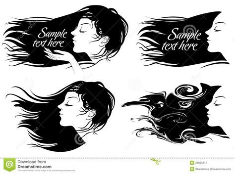 long hair stock photos royalty free images vectors beautiful girl with long hair royalty free stock