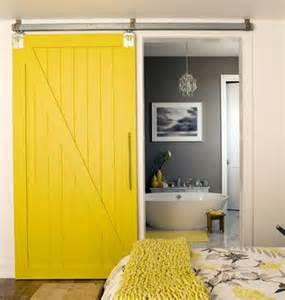 Barn Door Effect 15 Industrial Vintage Bathroom Ideas Noted List