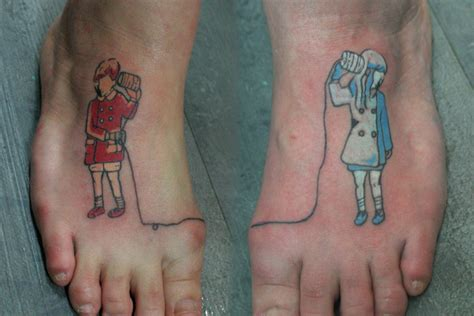 hot tattoo couples ideas lovely scary