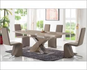 Modern Wood Dining Table Sets » Home Design 2017