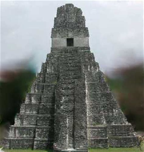 imagenes de templos aztecas zona arqueol 243 gica de tikal templo i templo del jaguar