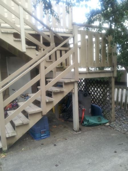 Wood Outdoor Stairs Design Comprehensive Quality Affordable Stair Services Guaranteed