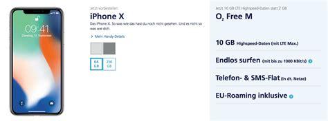 o2 iphone x vorbestellen macerkopf