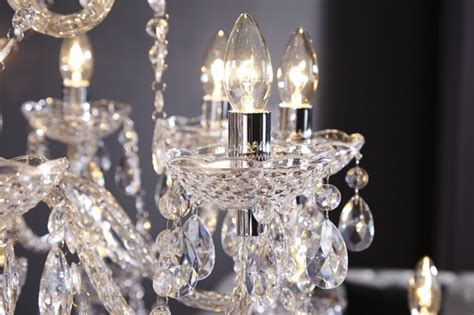 kronleuchter acrylglas kronleuchter aus acrylglas 30 armig h 228 ngeleuchte farbe