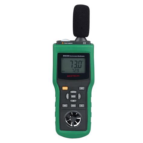 Sale Selang Lu 1 Meter aliexpress buy mastech ms6300 digital multifunction environment meter temperature humidity