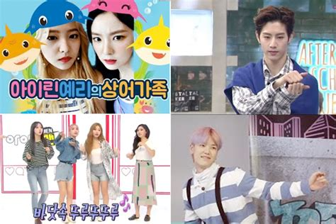 baby shark in korean bergoyang sakan dengan 7 versi popular baby shark korea eh