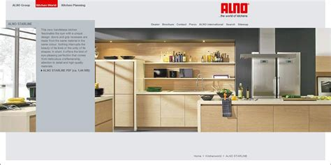 kitchen cabinet planner online alno ag kitchen planner software informer screenshots