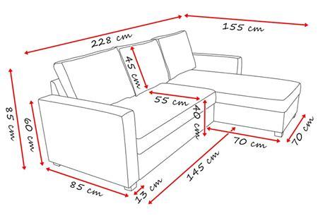 misura divano divano con penisola mod saturno cosmobil24 it