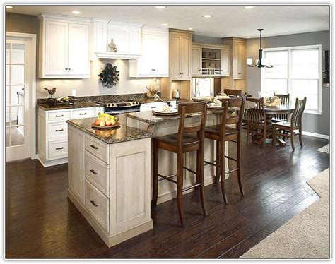 small kitchen islands with stools kitchen island with bar stools home design ideas