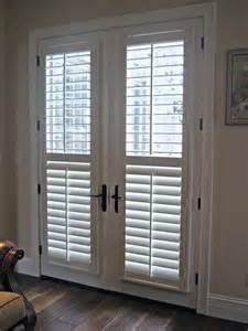 Shutter Blinds For Patio Doors by Best 25 Door Blinds Ideas On Curtains
