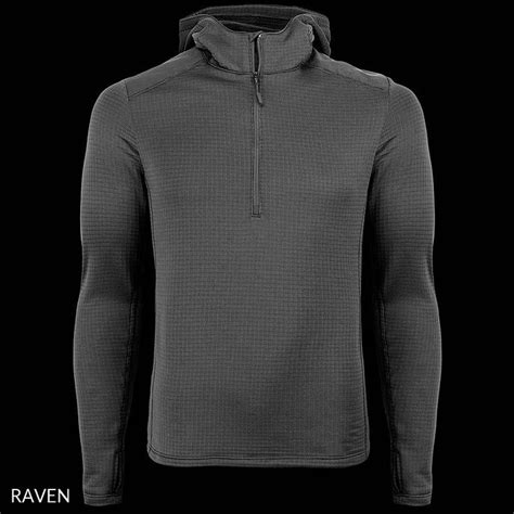 triple aught design gear hoodie tad gear triple aught design vortex hoodie in raven