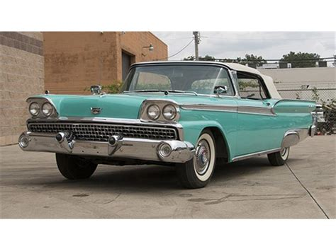 1958 to 1960 ford galaxie for sale on classiccars 17
