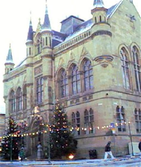winter time photos of inverness, highland capital of scotland