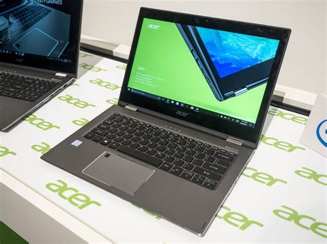Laptop Acer Spin 5 acer s spin 5 is another fresh 2 in 1 option boasting a