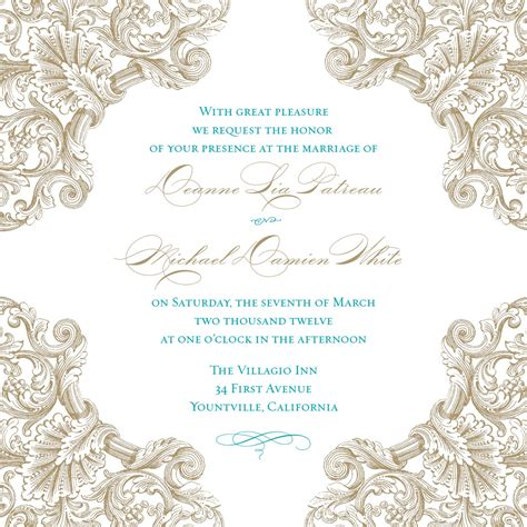 printable wedding invitation design create wedding invitations templates ideas looking design