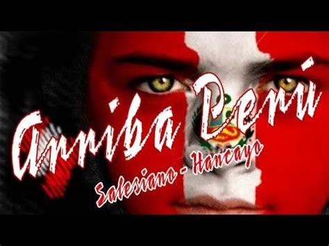 vamos perú salesiano santa rosa huancayo youtube