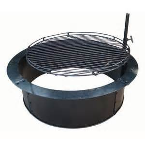 pit ring insert well traveled living durable 33 5 inch