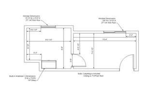 Room Measurments Uhler Hall Room Dimensions Residences