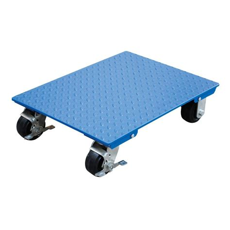 vestil 18 in x 24 in 1 200 lb steel plate dolly vpldo s