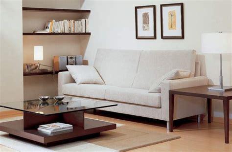 imagenes de sillones minimalistas decoraci 243 n de living con muebles de algarrobo