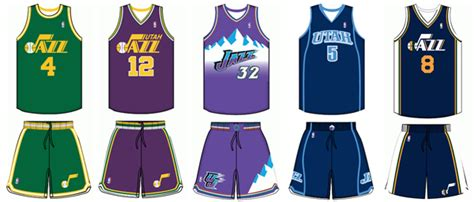 utah jazz colors utah jazz bluelefant