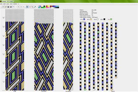 bead crochet rope patterns eridhan creations beading tutorials crochet rope patterns