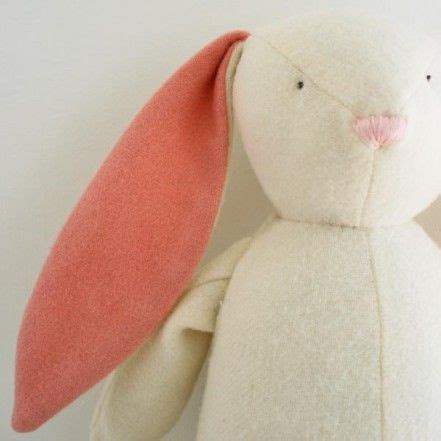 free pattern felt toys diy bunny softie free sewing pattern and tutorial free