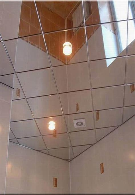 Spiegel Decke by Reflection Mirror Ceiling Tiles Ceiling Panels Direct