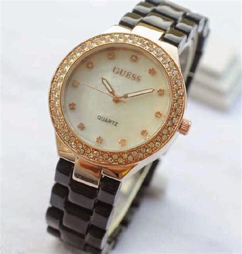Guess Minaru Rantai Black jual jam tangan guess ring black semi jual jam