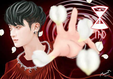 wallpaper exo tao exo tao wallpaper by mom2mam on deviantart