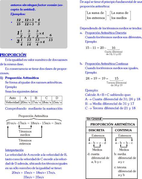 imagenes de razones matematicas objetivos