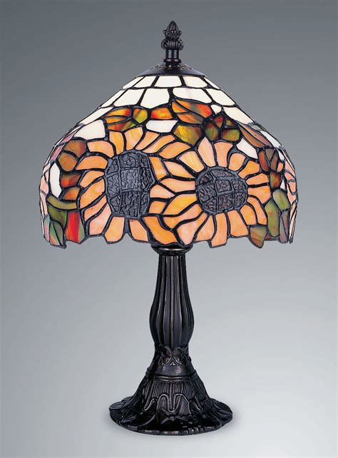 stained glass desk l tiffany style unique stained glass desk table lamp 8 07