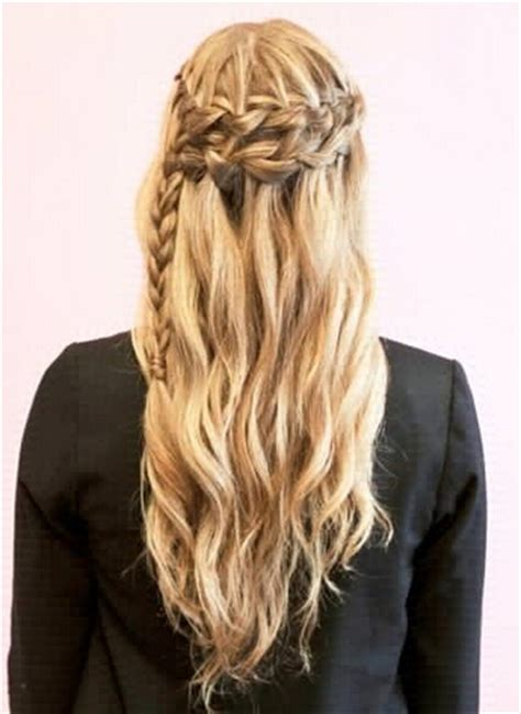 17 sweet & exquisite braided hairstyles pretty designs