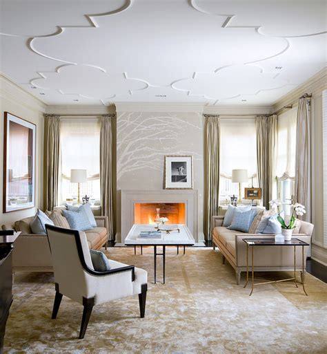 living room photography brian gluckstein design transitional living room