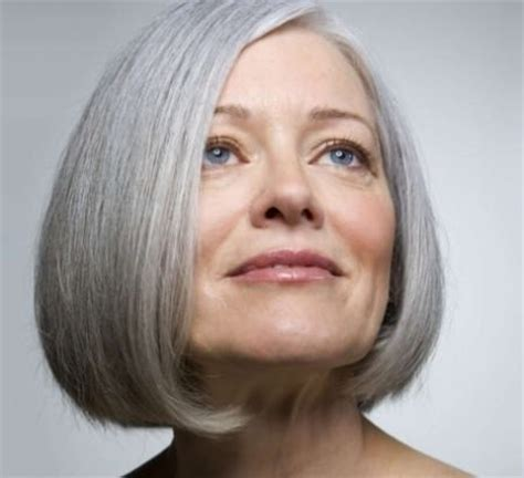 gray hair styles over 70 20 lovely haircuts for women over 70