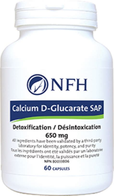 Calcium D Glucarate Detox Mercury by Calcium D Glucarate Sap