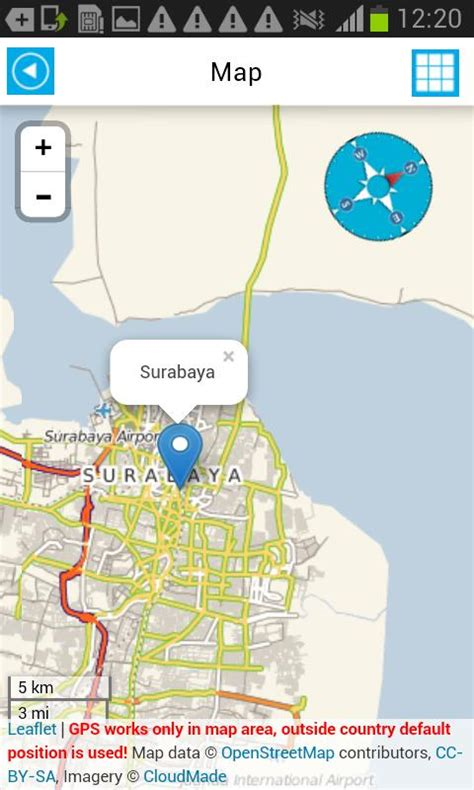 indonesia offline map weather  android apk